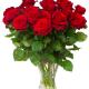 Букети от цветя – 13 червени рози