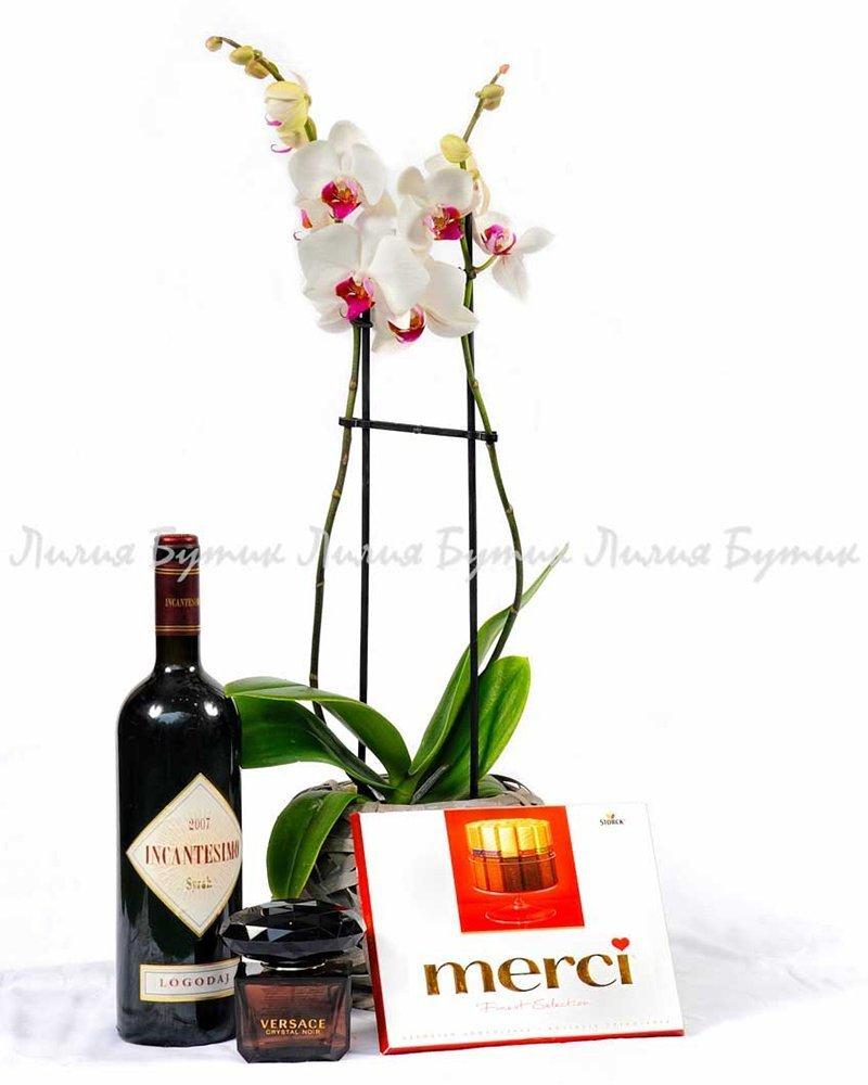 """любовен сет """"Стил"""" цветя Варна"""