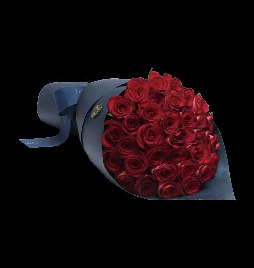 Букет от 21 рози